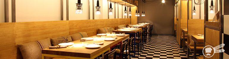A Taberna Cachivache Tenemosqueir Restaurante Madrid