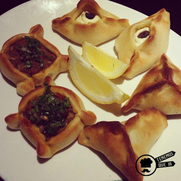 Fatayer Restaurante Shukran Madrid