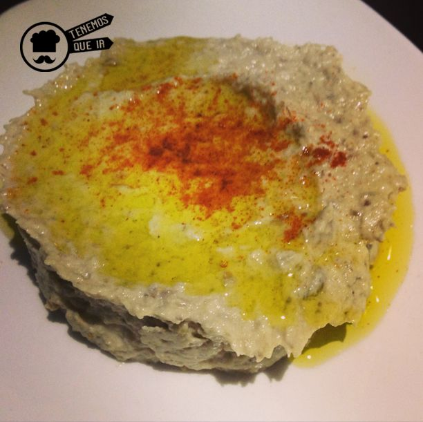 Mutabal Restaurante Shukran Madrid