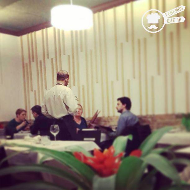 Salón RestauranteTrattoria Manzoni