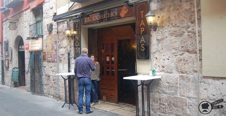 A El CorchoTenemosqueir Valladolid