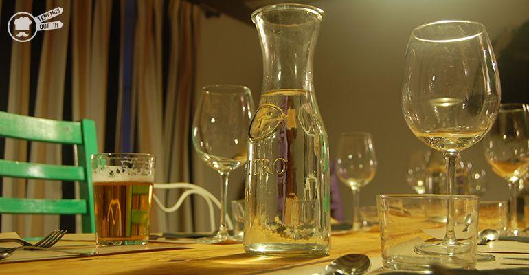 A Gastrohome Micue Tenemosqueir mesa