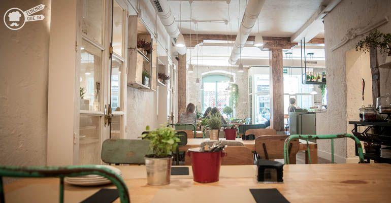 A Restaurante Le Coco Madrid Tenemosqueir deco