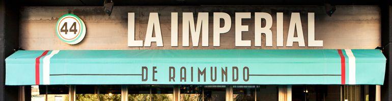 A La Imperial de Raimundo Tenemosqueir Restaurante Madrid