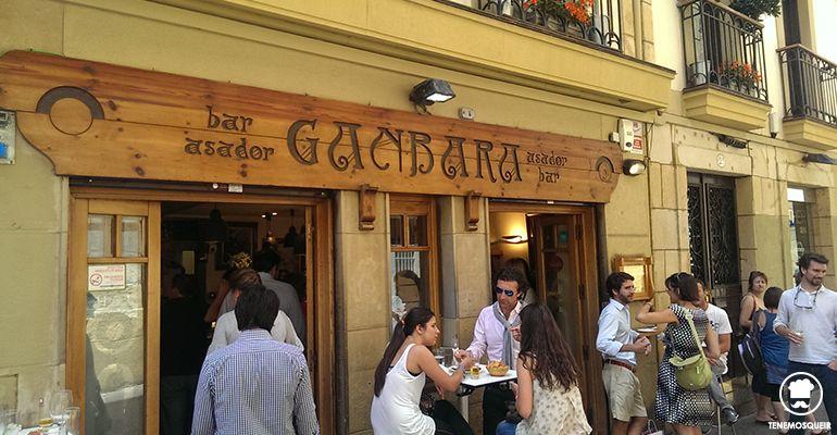 A Bar Ganbara Tenemosqueir