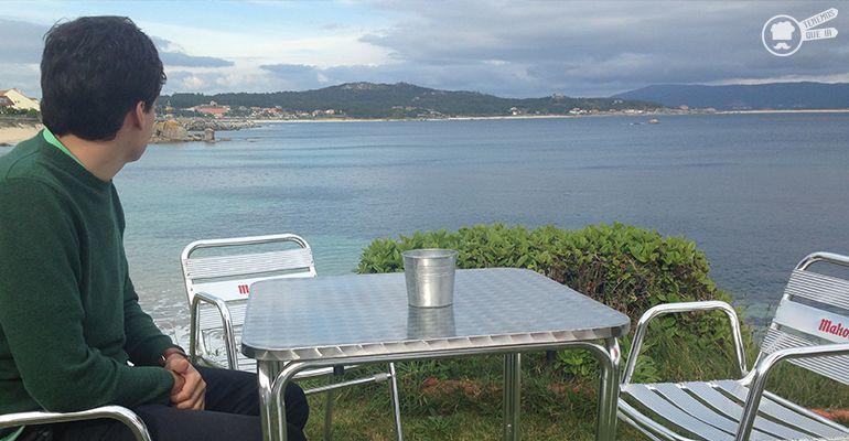 Bar El Pirata Playa Ruta Sanxenxo Galicia Tenemosqueir