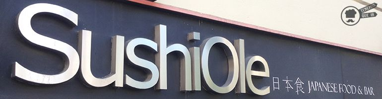 Entrada A Sushiole Restaurante Japones Madrid Tenemosqueir