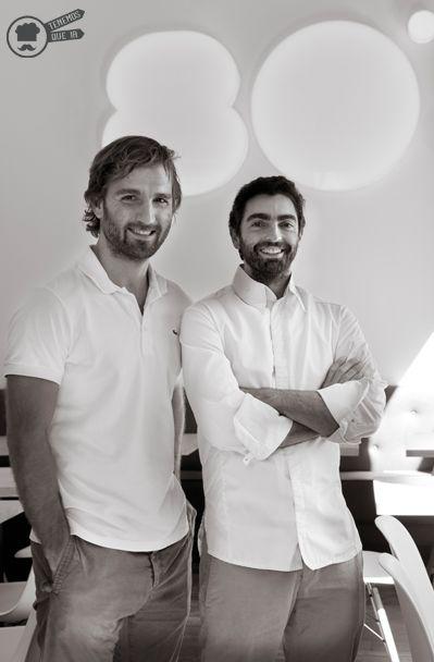 Jose Manuel Vidal y Oscar Garcia 80 Grados Tenemosqueir