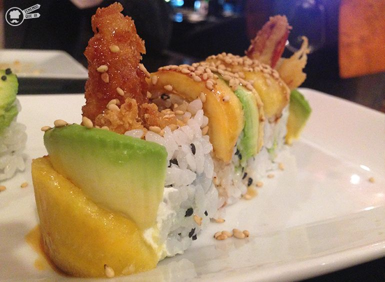 Platanito A Sushiole Restaurante Japones Madrid Tenemosqueir