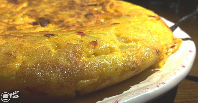 Tortilla Furancho Ruta Sanxenxo Galicia Tenemosqueir