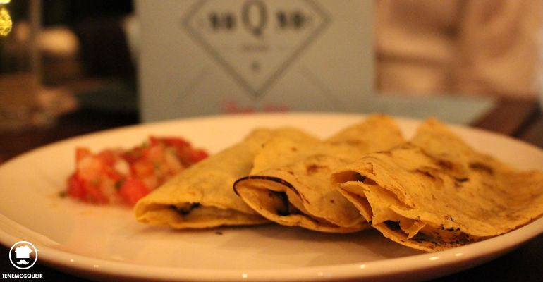 A No Que No Bar Mexicano Madrid Tenemosqueir Quesadillas
