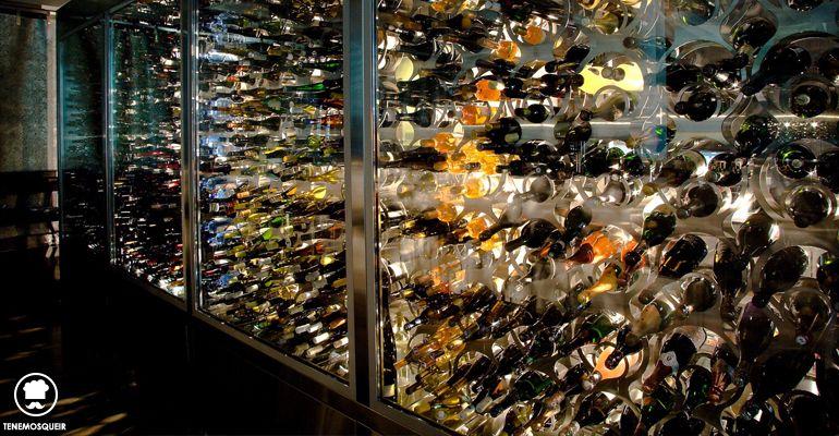 A Lagrimas Negras Restaurante Hotel Silken Puerta de America Tenemosqueir Botellero