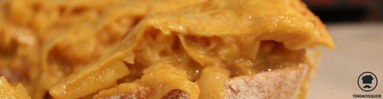 Al Restautante Txirimiri Madrid Tenemosqueir Tortilla de Patatas