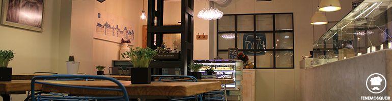 A Fonty Restaurante Cafeteria Pasteleria Madrid Tenemosqueir Decoracion