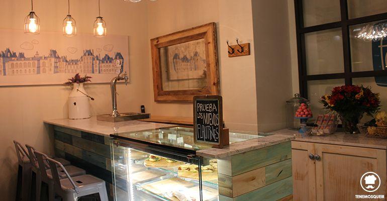 A Fonty Restaurante Cafeteria Pasteleria Madrid Tenemosqueir Local Decoracion