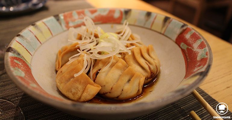A Miyama Restaurante Japones Sushi Tenemosqueir Madrid Gyozas
