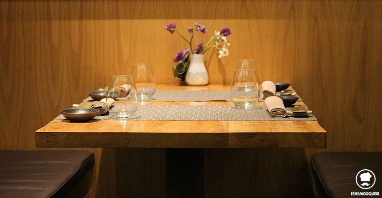 A Miyama Restaurante Japones Sushi Tenemosqueir Madrid Mesa