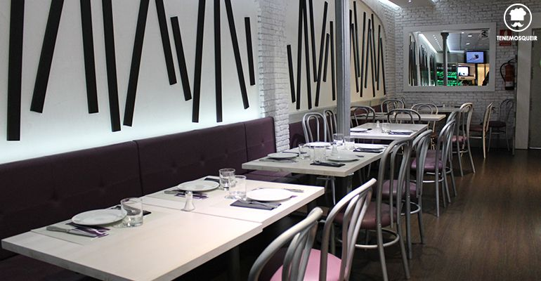 A Casa Julian Carnes a la Brasa Restaurante Madrid Tenemosqueir Decoracion