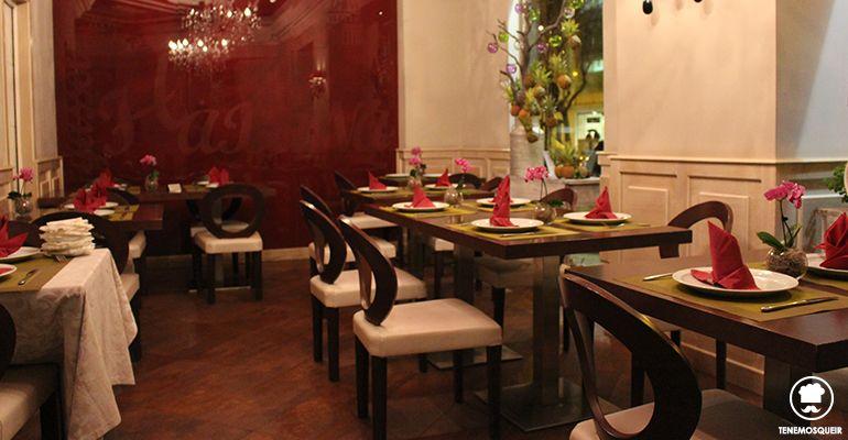 A Gasset Habana Restaurante Cubano Madrid Tenemosqueir Decoracion