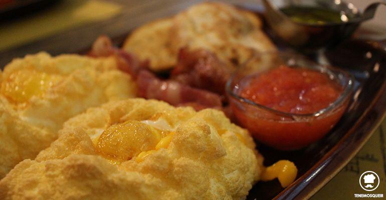 A Grupo El Colmao Gastroclub Restaurante Brunch Madrid Tenemosqueir Huevos Sufle