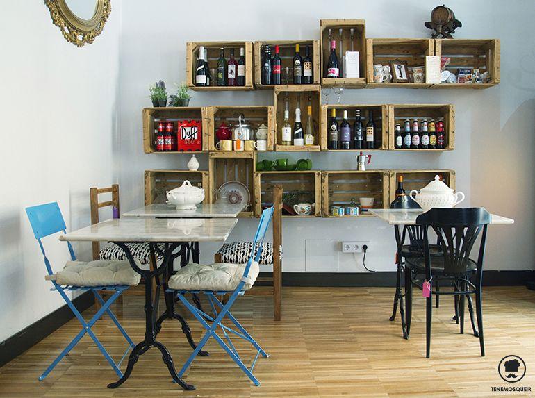 A Grupo El Colmao Gastroclub Restaurante Brunch Madrid Tenemosqueir Vinos