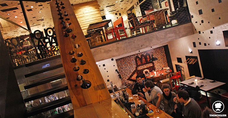 A La Gabinoteca Tenemosqueir Restaurante Madrid