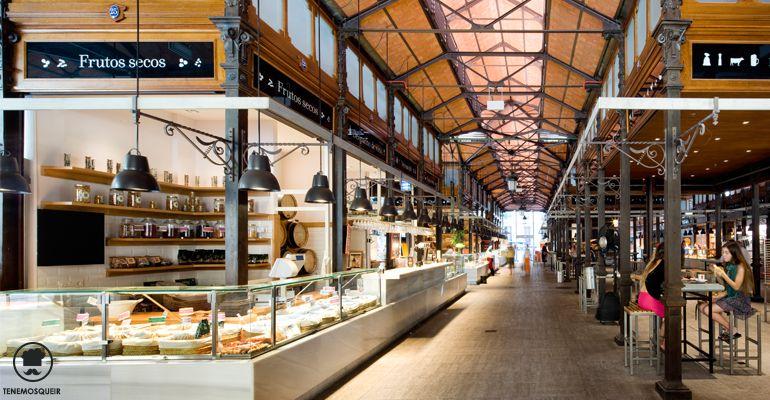A Mercado San Miguel Madrid Tenemos que ir