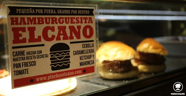 Hamburguesita A la Parrilla de Elcano Restaurante Carne Madrid Tenemosqueir