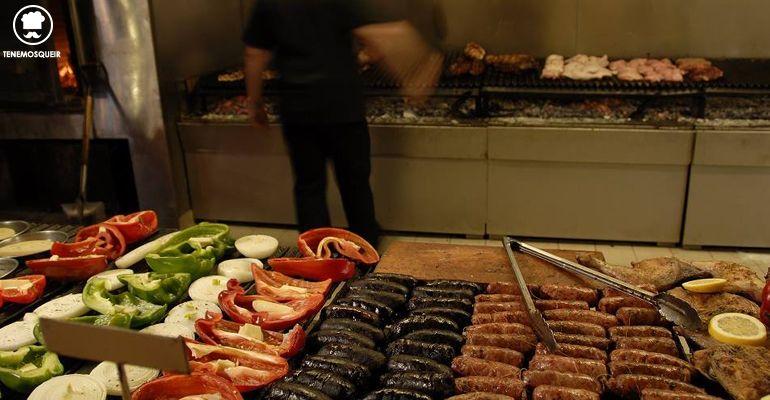 Knife Madrid Tenemosqueir Carne Parrilla Argentina