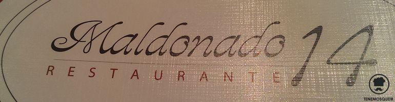 Restaurante Maldonado 14 Madrid Tenemosqueir Entrada
