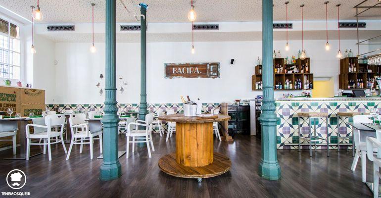 Decoracion Restaurante Bacira Madrid Tenemosqueir