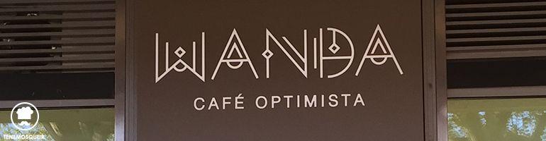 A Cafe Wanda Tenemosqueir Madrid Salon de Te