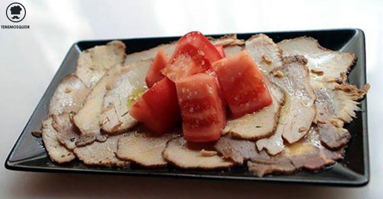 A Restaurante Taberna Casa Curro Tenemos que ir Madrid Lomo de Orza