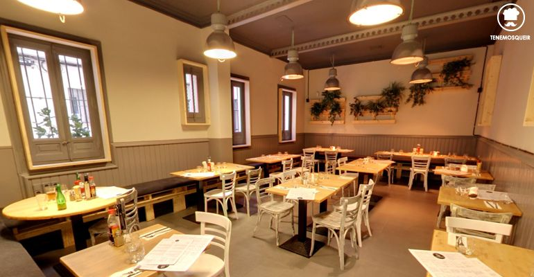 Alta Burguesia Restaurante Hamburguesas Madrid Tenemosqueir
