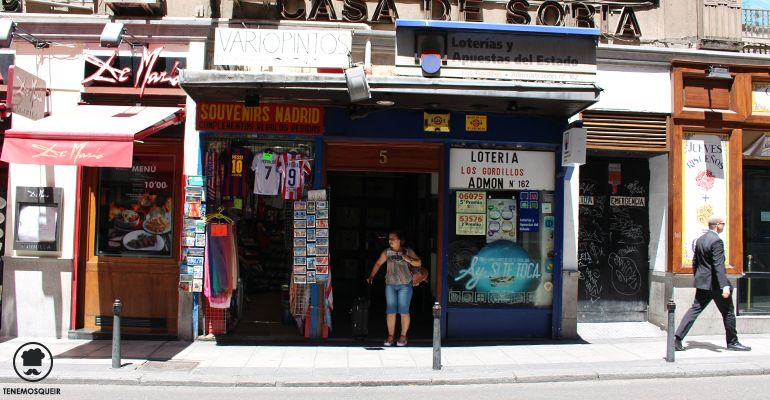 Calle Restaurante Variopintos Madrid Soria Tenemosqueir