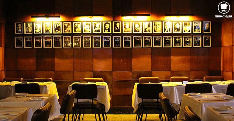 Local Restaurante Variopintos Madrid Soria  Tenemosqueir