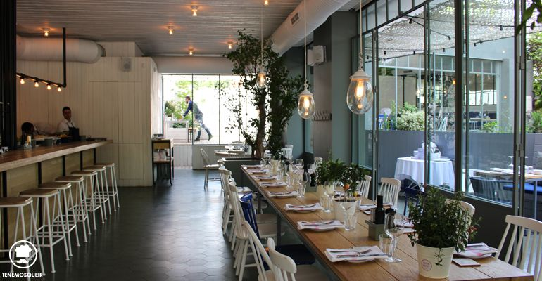 Restaurante Nitti Gritti Madrid Tenemosqueir