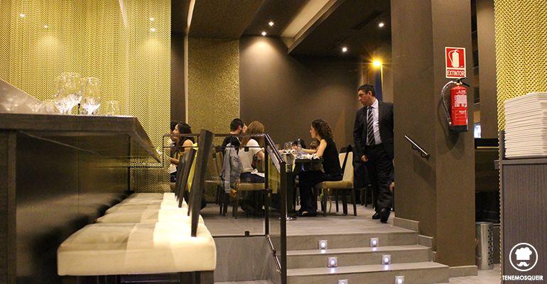 Ambiente Restaurante Tailandes Madrid Sanuk Tenemosqueir