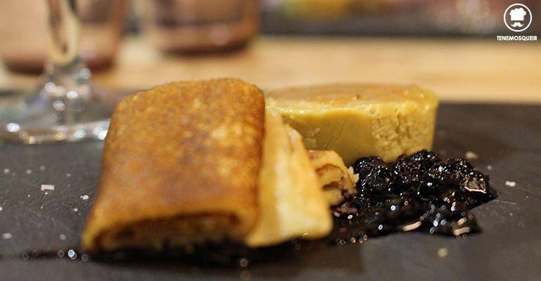 Foie Restaurante Le Qualite Tasca Madrid Tenemosqueir