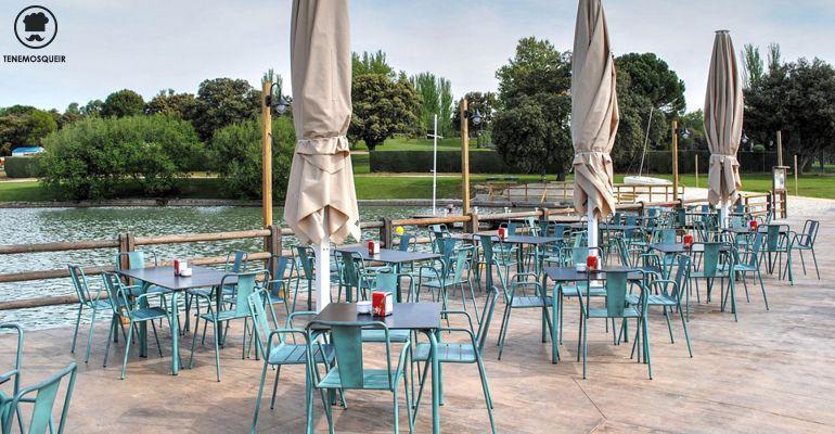 A Restaurante El Lago Boadilla Beach ClubTenemosqueir Madrid Terraza