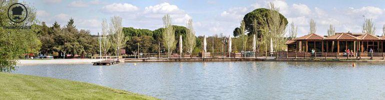 A Restaurante El Lago Boadilla Beach ClubTenemosqueir Madrid