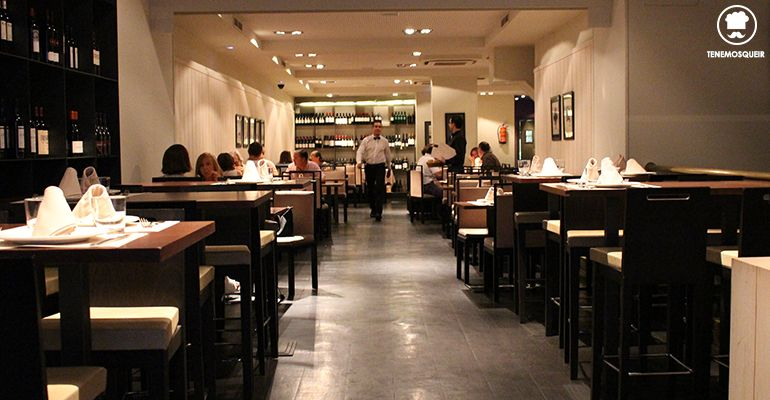 Restaurante Gallego Okafu Madrid Velazquez