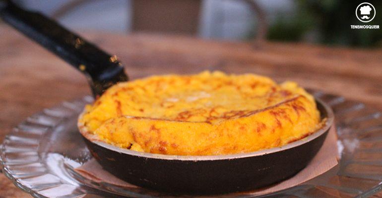 Tortilla Restaurante El Kiosko Pozuelo Madrid