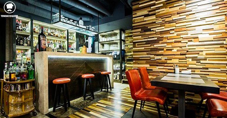 A Restaurante SotTenemosqueir Madrid Barra