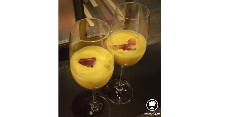 A Restaurante SotTenemosqueir Madrid Gazpacho
