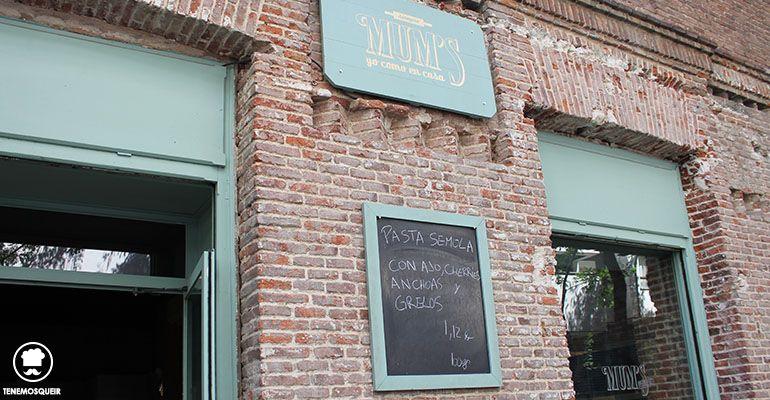 restaurante mums madrid tenemosqueir fachada