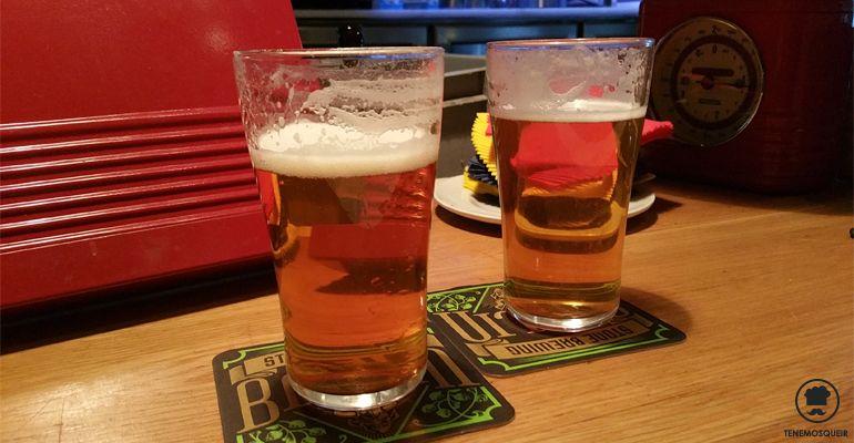 Al BeerFest La Tape Tenemosqueir Madrid Cerveza