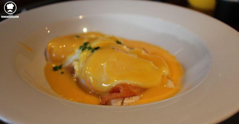Huevos Benedictine Brunch Cafe Oliver Makadamia Madrid Sala Graf Tenemosqueir
