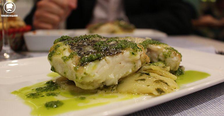 Merluza Chiringuito del Senor Martin Tenemosqueir Restaurante Madrid