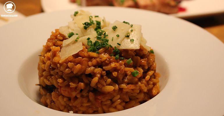 Risotto Restaurante Clarita Madrid Tenemosqueir